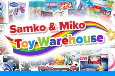 Win A Samko & Miko Toy Bundle From SaveaLoonie