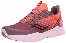 Saucony Womens Mad River Trail Running Shoe