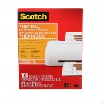 Scotch Thermal Laminating Pouches, 8.97-Inch x 11.45-Inch