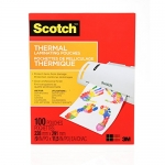 Scotch Thermal Laminating Pouches, 9 x 11.5-Inches, 3 mil thick, 100-Pack