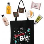 The Body Shop Seasonal Tote Bag