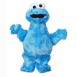 SESAME STREET Playskool Friends Cookie Monster Mini Plush