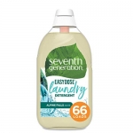 Seventh Generation Liquid Laundry Detergent Ultra Concentrated Easy Dose Technology, Alpine Falls, 66 Loads