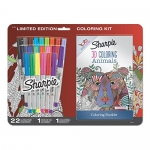 Sharpie Coloring Kit