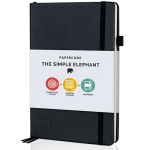 Simple Elephant Planner – Undated Daily Organizer 2021-2022