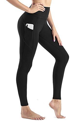 SIXDU Yoga Pants Women High Waist Tummy Control Leggings with Pocket