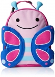 Skip Hop Kids Insulated Lunch Box, Butterfly