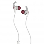 Skullcandy Set Sport Earbuds, Vice/Gray/Crimson