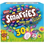 SMARTIES Nestlé Easter Minis, 300g, Pack of 30