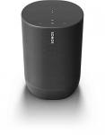 Sonos Move – Battery-Powered Smart Speaker, Black