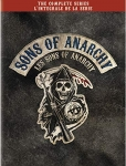 Sons Anarchy Seasons 1-7 DVD
