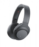 Sony Hi-Res Noise Cancelling Wireless Headphone, Black