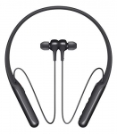 Sony Wireless Noise Canceling In-Ear Headphones, Black