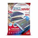 Spacesaver Premium Vacuum Storage Bags (Small 6 Pack)