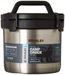 Stanley Adventure Stay Hot 3qt Camp Crock – Vacuum Insulated Stainless Steel Pot