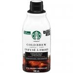 Starbucks Cold Brew Coffee Concentrate, Signature Black, 946ml