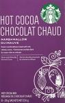 Starbucks Hot Cocoa Marshmallow Sachets, 8 x 28g