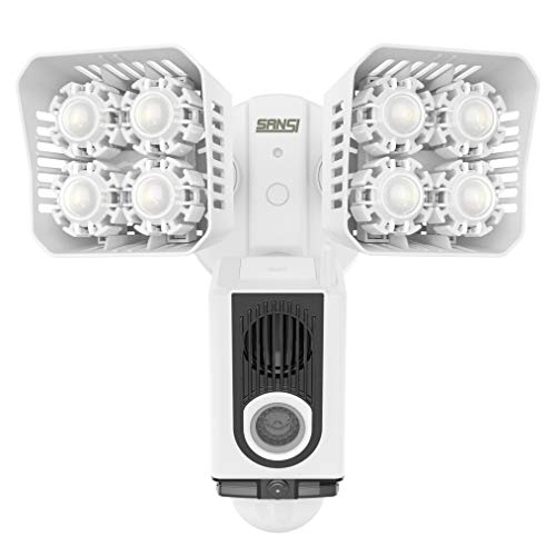 Stellar Floodlight Camera Motion-Activated HD Security Cam