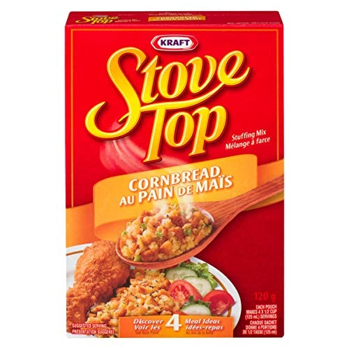 Stove Top Cornbread Stuffing Mix, 120g