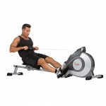 Sunny Health & Fitness Rowing Machine with Magnetic Resistance