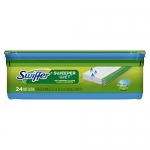 Swiffer Sweeper Wet Mopping Pad Multi Surface Refills for Floor Mop, Open Window Fresh scent, 24 Count