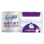 Swiffer WetJet Extra Power with Mr. Clean MagicEraser Refills, 20 Count