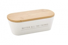 Tablecraft Butter Dish with Lid