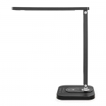 TaoTronics LED Desk Lamp with Qi Wireless Fast Charger, USB Charging Port, 5 Color Temperatures & 5 Brightness Levels