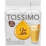 Tassimo Chai Tea Latte T-Discs, 8 T-Discs