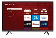 TCL 32″ Smart LED Television