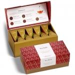 Tea Forte Warming Joy Presentation Box Featuring Seasonal & Festive Tea Blends