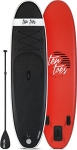 Ten Toes Boards The Weekender 10′ Inflatable Stand Up Paddle Board Bundle