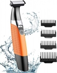 TEUMI Beard Trimmer, Wet and Dry Electric Shaver Razor