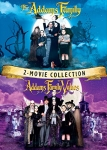 The Addams Family/Addams Family Values 2 DVD Movie Collection