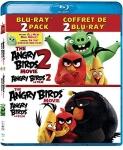 The Angry Birds Movie 2 / Angry Birds Movie Set [Blu-ray]