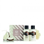 The Body Shop Coconut Bath & Body Treats Cube Gift Set