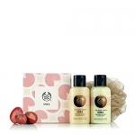 The Body Shop Shea Butter Bath & Body Treats Cube Gift Set