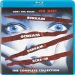 The Complete Scream Collection (Scream 1-4)