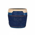 House of Marley Chant Mini Bluetooth Wireless Speaker – Denim
