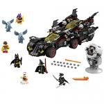 THE LEGO BATMAN MOVIE The Ultimate Batmobile