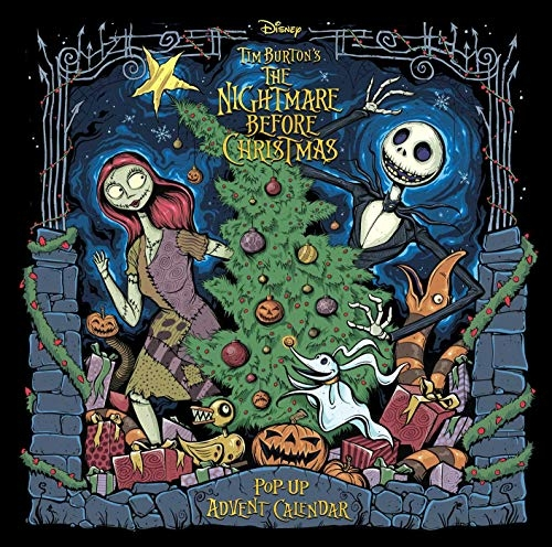 The Nightmare Before Christmas: Advent Calendar and Pop-Up Book *PRE-ORDER*