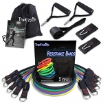 TheFitLife Exercise and Resistance Bands Set