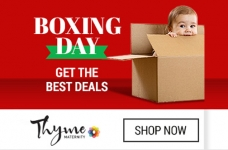 Thyme Maternity Boxing Day Deals