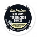 Tim Hortons Dark Roast Coffee, Single Serve Keurig K-Cup Pods, 30 Count