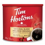 Tim Hortons Original Coffee, Fine Grind, Medium Roast, 930g