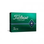 Titleist Avx Golf Balls, White (One Dozen)