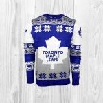 Toronto Maple Leafs Ugly Christmas Sweater