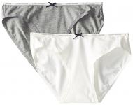 Tommy Hilfiger Women's 2 Pack Classic Cotton Bikini Panties