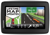 TomTom VIA 4.3″ GPS Navigation Device with Lifetime Maps
