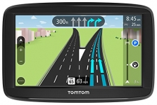 TomTom VIA 5″ Portable Navigation GPS Device with Lifetime Traffic & Lifetime Maps